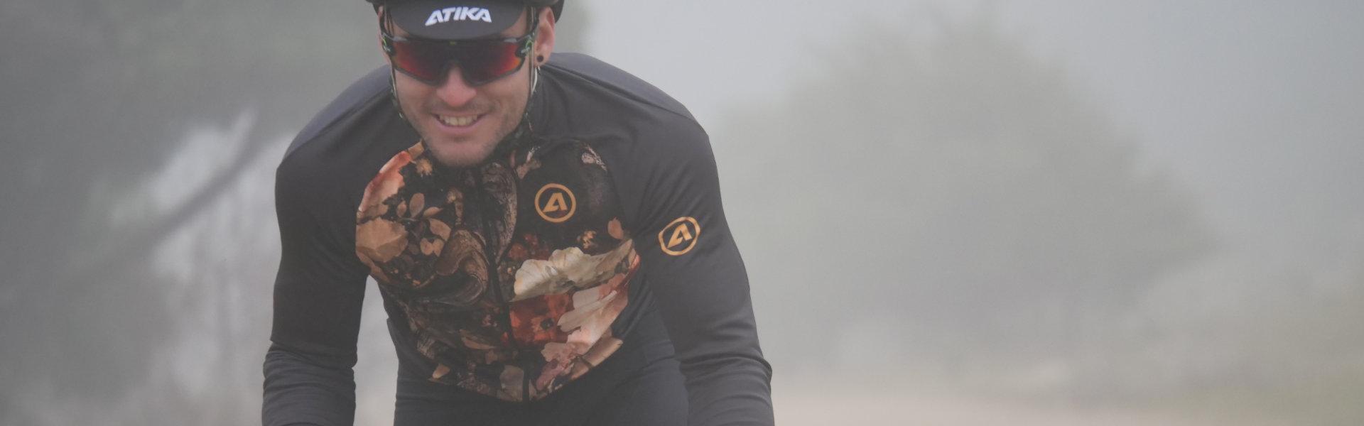 Cómo elegir la ropa de ciclismo para invierno