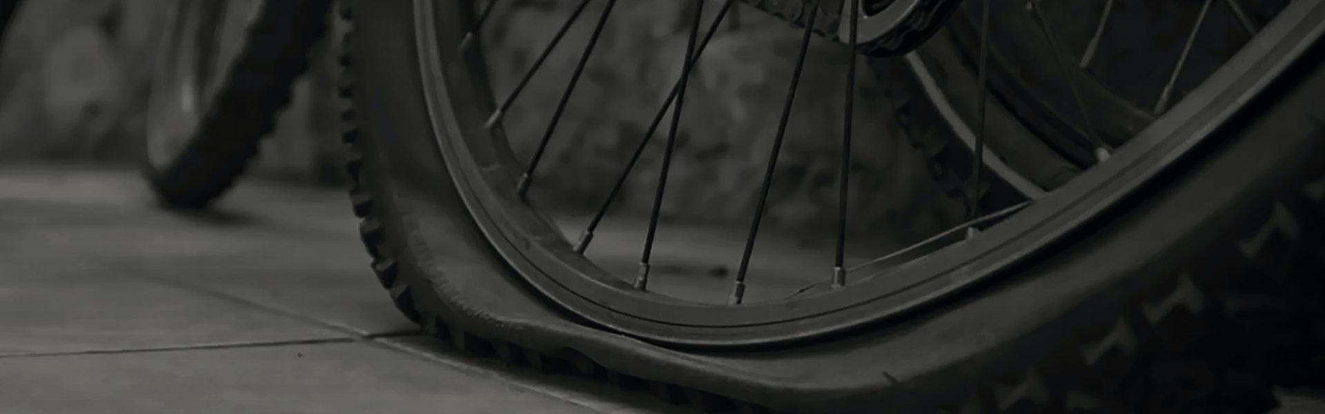 Sistemas Antipinchazos para Bicicleta