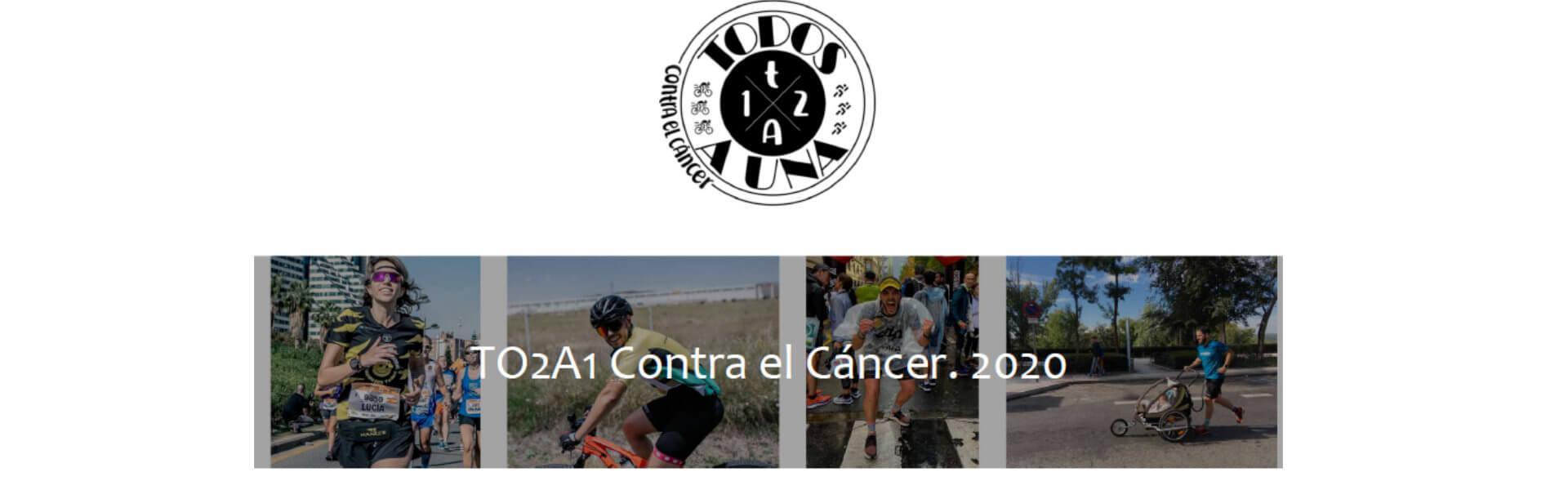 TO2A1 Acción Solidaria Deportiva contra el cáncer infantil